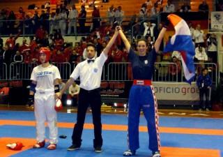 Ana Znaor postala europska prvakinja