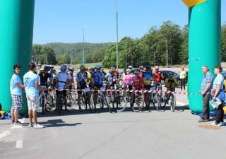 Otvoren Festival sportske rekreacije Primorsko-goranske županije na Platku