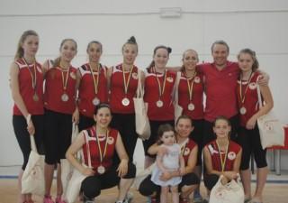 Boćarice Čavle-Škole boćanja viceprvakinje Europe