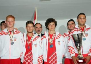 Hrvatska U-21 reprezentacija osvojila zlato na Svjetskom prvenstvu u udičarenju