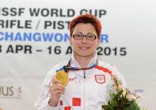 Snježana Pejčić ostvarila novi svjetski rekord