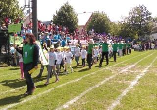U subotu 21. svibnja održan 15. Olimpijski festival dječjih vrtića PGŽ