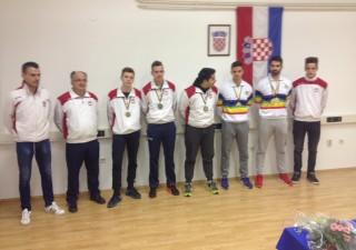 Hrvatskim boćarima dva zlata, srebro i bronca sa Svjetskog prvenstva u Monte Carlu