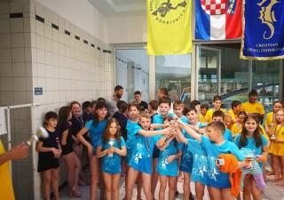 Ronilački klub Nevera uspješan na Pojedinačnom i ekipnom kadetskom državnom prvenstvu