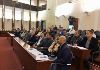 Održana treća radionica Radnog tijela za izradu Nacrta prijedloga Nacionalnog programa sporta