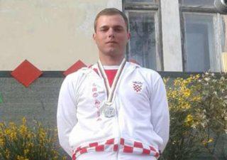 Ivan Borovac novi U-21 prvak svijeta u udičarenju