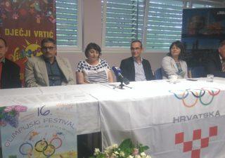 Održana tiskovna konferencija povodom 16. Olimpijskog festivala dječjih vrtića