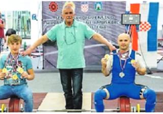 Dizači utega Kvarnera i Rječine uspješni na seniorskom državnom prvenstvu