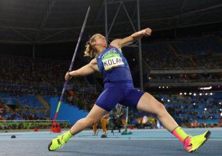 Sara Kolak osvojila naslov mlađeseniorske europske prvakinje