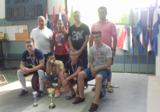 Kadeti Rječine uspješni na prvenstvu Hrvatske u dizanju utega