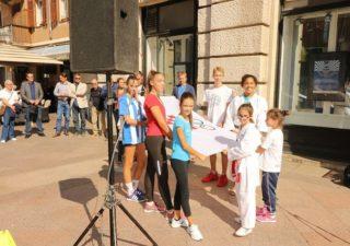 Održan Hrvatski olimpijski dan na Korzu