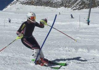 Klara Stupar osvojila naslov prvakinje Hrvatske u slalomu