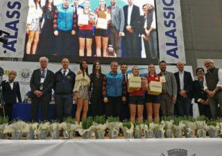 Sestre Bajrić druge na turniru Targa d'oro Alassio