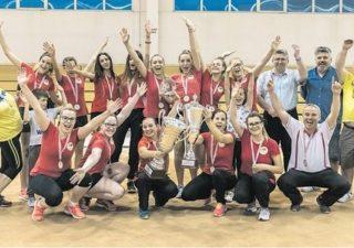 "Boćaricama ""Čavle škola boćanja"" peti naslov državnih prvakinja"