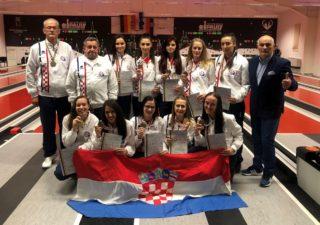 Kuglačice osvojile 6 svjetskih medalja