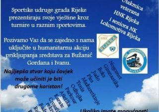 """Humanitarni dan """"Sportom za Gordana i Ivanu"""""""