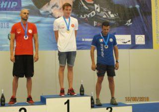 David Čustić oborio svjetski rekord na SP u ronjenju na dah