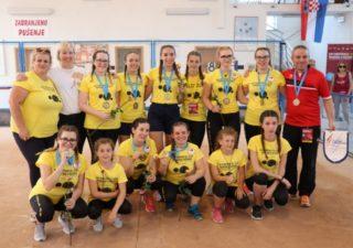 Boćarice Čavle Škole boćanja brončane na Kupu europskih prvakinja