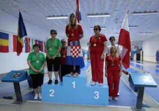 Petra Deša osvojila dva zlata i srušila rekord na EP