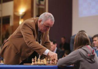 Gari Kasparov otvara Međunarodni šahovski festival