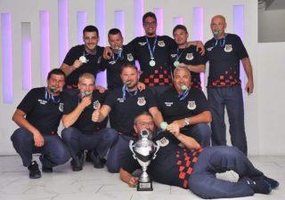 Hrvatska šaranska reprezentacija druga na Svjetskom prvenstvu