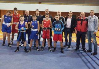 Održano 8. otvoreno prvenstvo PGŽ u boksu