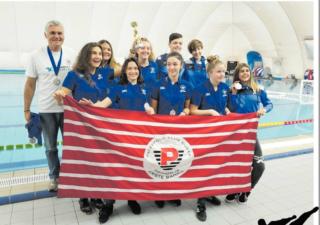 Juniorkama Primorja srebro na Prvenstvu Hrvatske