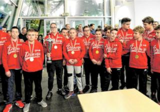 Mlađi kadeti Primorja prvaci Hrvatske