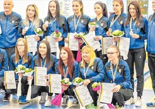 Kuglačicama Mlake drugo mjesto u Ligi prvaka