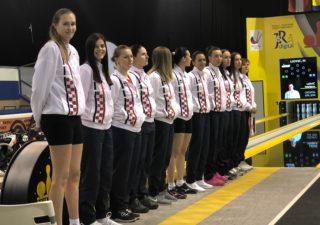 Kuglačice Mlake zlatne u sastavu reprezentacije na Svjetskom seniorskom prvenstvu