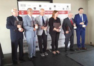 Dopredsjednik Slobodan Gračaković nagrađen Nagradom HOO-a Milan Neralić