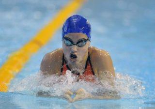 Plivačica Meri Mataja oborila rekord