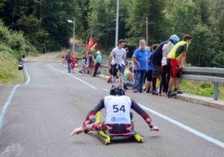 U Lokvama održano Svjetsko prvenstvo u sanjkanju na kotačima