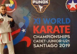 Laura Lisac brončana na Svjetskom prvenstvu