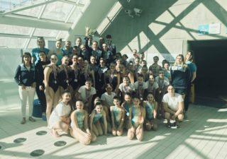 Riječki Klub sinkroniziranog plivanja Primorje Aqua Maris uspješan na DP