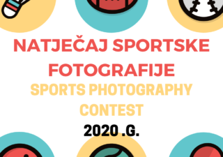 Otvoren natječaj sportske fotografije za 2020.