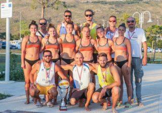 Klub odbojke na pijesku Opatija osvojio naslov prvaka Hrvatske