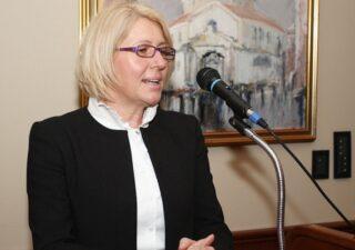 Predsjednica RSS-a Dorotea Pešić-Bukovac postala članom Odbora za obitelj, mlade i sport Hrvatskog sabora