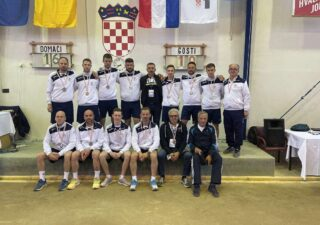 Boćari Vargona viceprvaci Hrvatske