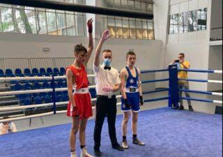 Berba medalja mladih boksača